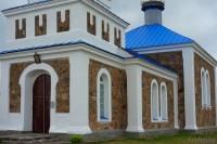 церковь в Михневичах