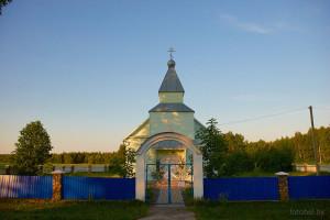 Рацевичи церковь