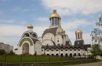 Солигорск церковь