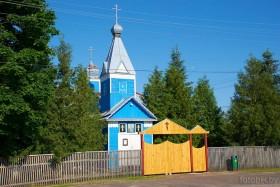 Старые Дороги церковь
