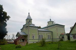 Залужье церковь