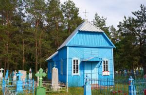 деревня Федоры