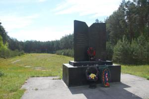 Мемориал в Стасино