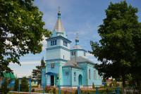 Столин церковь
