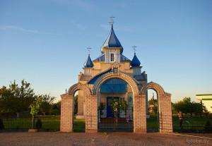 Хоромск церковь
