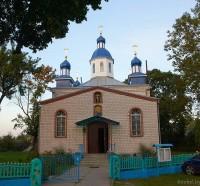 церковь в Паричах