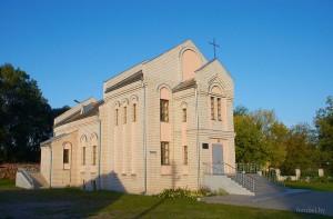 евангельская церковь в Светлогорске