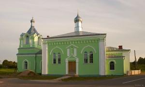 деревня Монастырь