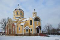 Толочин церковь