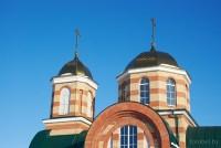 храм на станции Толочин