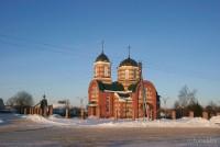 церковь на станции Толочин