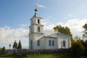 Ореховно церковь