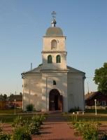 Церковь в Боровке