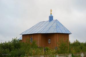 Боровцы церковь