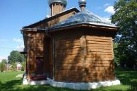 церковь в деревне Ижа