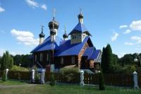агрогородок Любань церковь