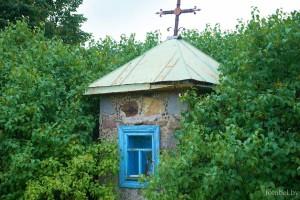 Русское Село часовня