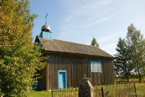 церковь в Вардомичах