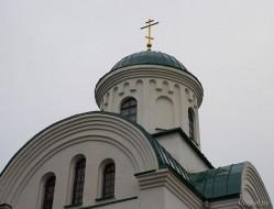 Вилейка церковь святого Тихона