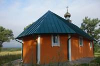 Зацмень церковь