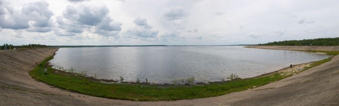 Днепровско-Брагинское водохранилище