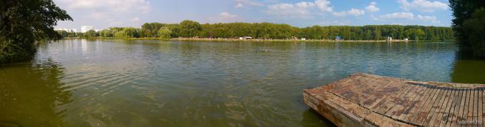Комсомольское озеро