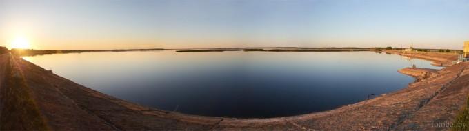 Любаньское водохранилище
