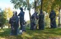 Мемориал в Дорах