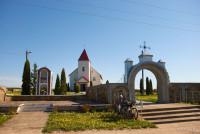костел деревня Камень
