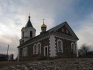 Лоск церковь