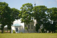 церковь в Словенске