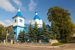 Воложин церковь
