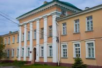 Дворец в Воложине