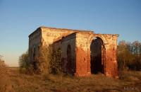 Красная Слобода церковь