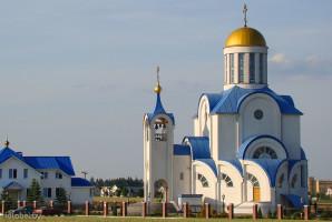 Жодино церковь